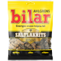 Ahlgrens bilar Salty Licorice 100g