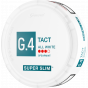 General G.4 TACT Super Slim All White