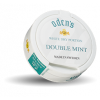 Odens Double Mint White Dry