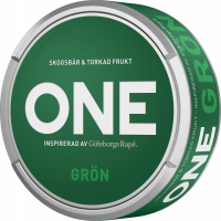 ONE Grön White