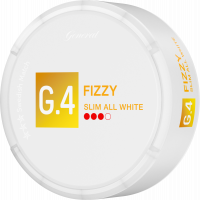 General G.4 Fizzy Slim All White