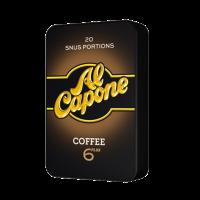 Al Capone Coffee White Mini