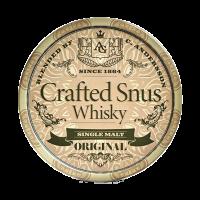 Crafted Snus Whisky Original