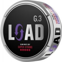 General G.3 LOAD Super Strong White Dry Slim