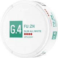 General G.4 FU:ZN Slim All White