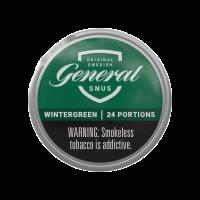 General White Wintergreen