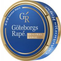 Göteborgs Rapé Original Large