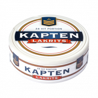 Kapten Licorice White