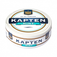 Kapten Mint White
