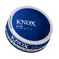 Knox Blue White Slim