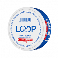 Loop Mint Mania Extra Strong