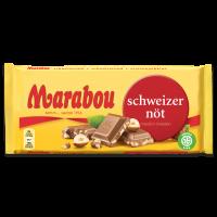 Marabou Swizz Nut 200g