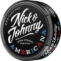 Nick and Johnny Americana Xtra Strong