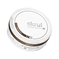 Skruf Super White Nordic