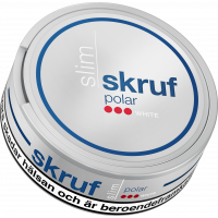 Skruf Polar Strong White Slim
