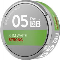 The Lab 05 Slim Strong White