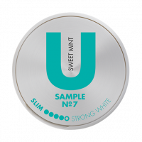 U Sample Sweet Mint No.7