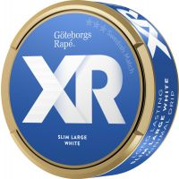Göteborgs Rapé Xrange White Slim