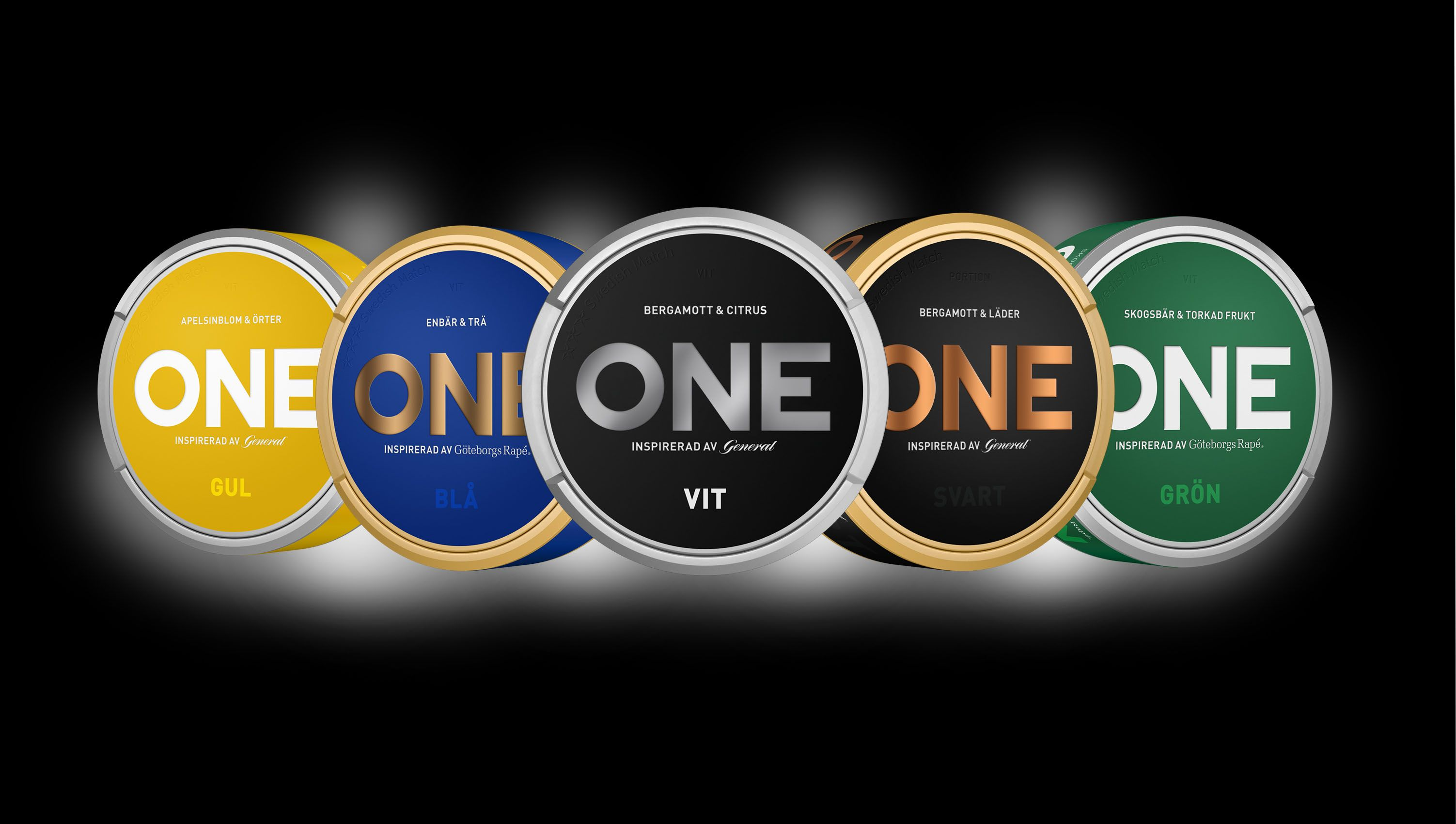 The new ONE snus
