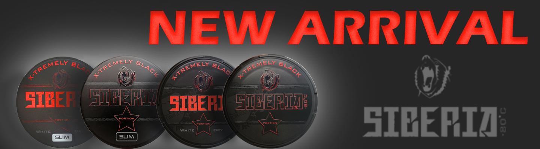 Buy new Siberia